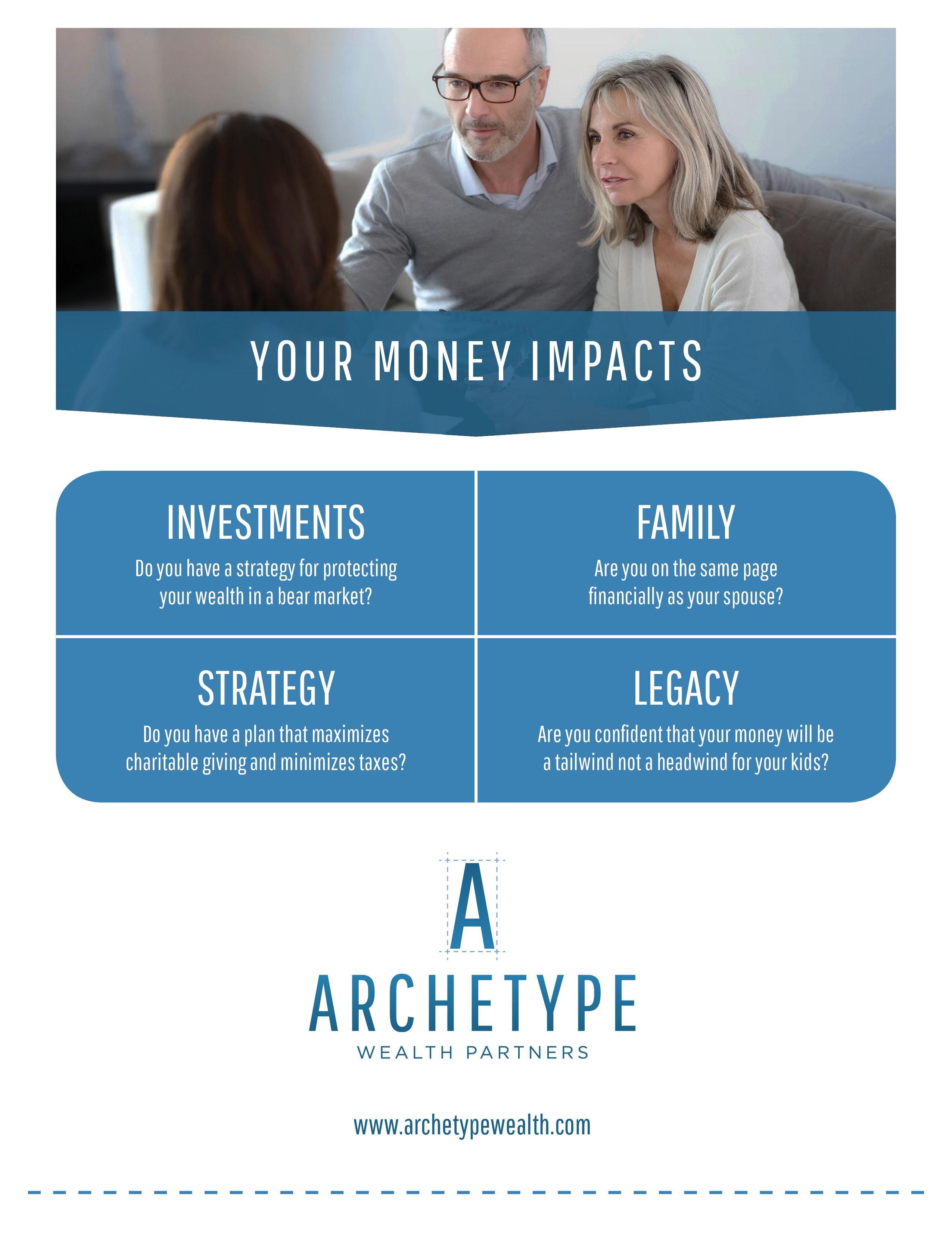 Archetype Wealth full-page ad EDITED