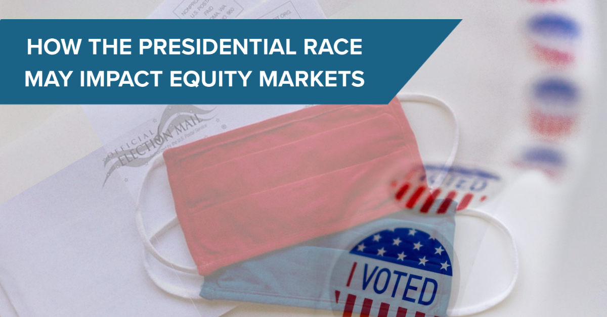 How the Presidential Race may Impact Equity Markets